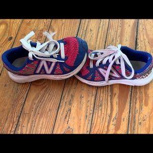 New Balance girls shoes size 13